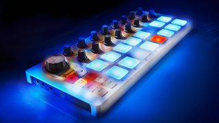 Beatstep Is a MIDI Controller and Step Sequencer in One Tiny Package
