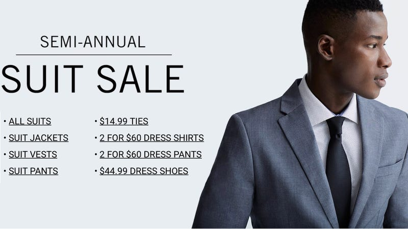 Semi-Annual Suit Sale | Perry Ellis | Extra 10% off with code AFFILIATE10