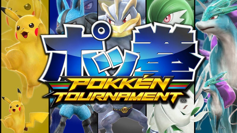 Illustration for article titled 11 Pokémon That Should Have Been In Pokkén Tournament