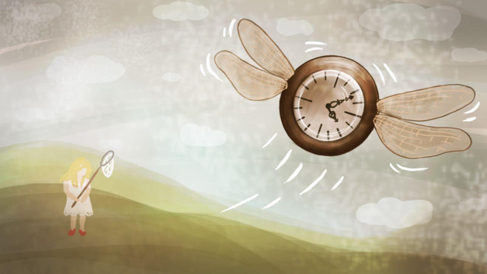 Por qué el tiempo parece pasar cada vez más rápido (y cómo evitarlo)