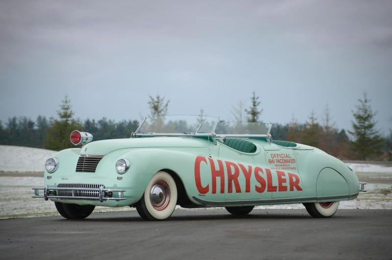Illustration for article titled '41 Chrysler Newport Dual Cowl Phaeton