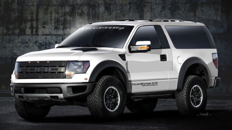 These Are The 2017 Ford Broncos Jalopnik Readers Want