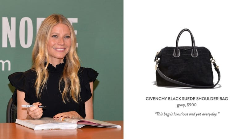 Illustration for article titled 'A Leather Trouser Is a Must-Have': Goop's Annual Celebrity Closet Sale Is Here