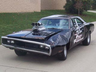 Illustration for article titled NP or super-insane-wtf-CP: Fast & Furious Dodge Charger for sale