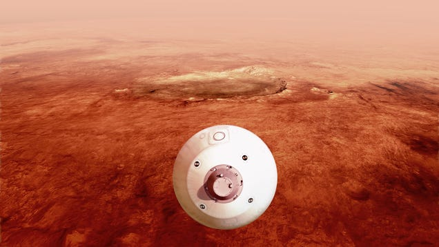 How to Watch Live: NASA Drops Perseverance Rover on Mars
