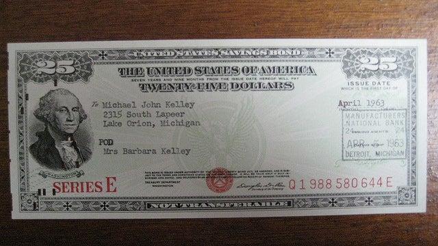 How to Buy Paper Savings Bonds