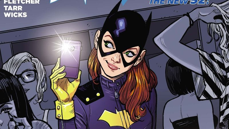 Illustration for article titled Exclusive preview: A new era begins for Barbara Gordon in Batgirl #35