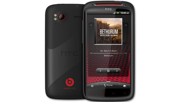 HTC Sensation XE: Smartphone with Beats Audio