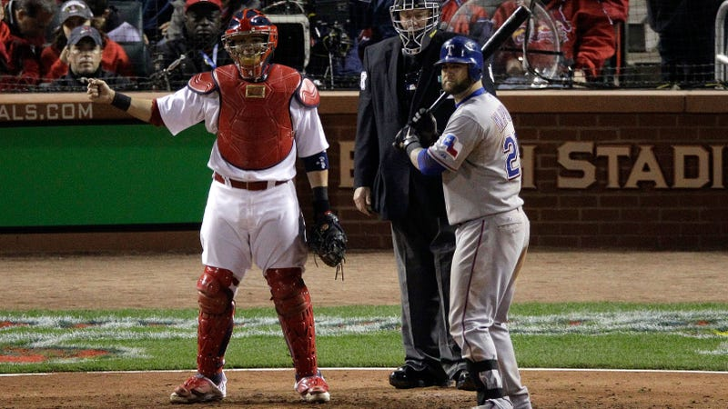I know intentional walks don't look like this anymore, but this is a pretty abstract blog so deal with it.