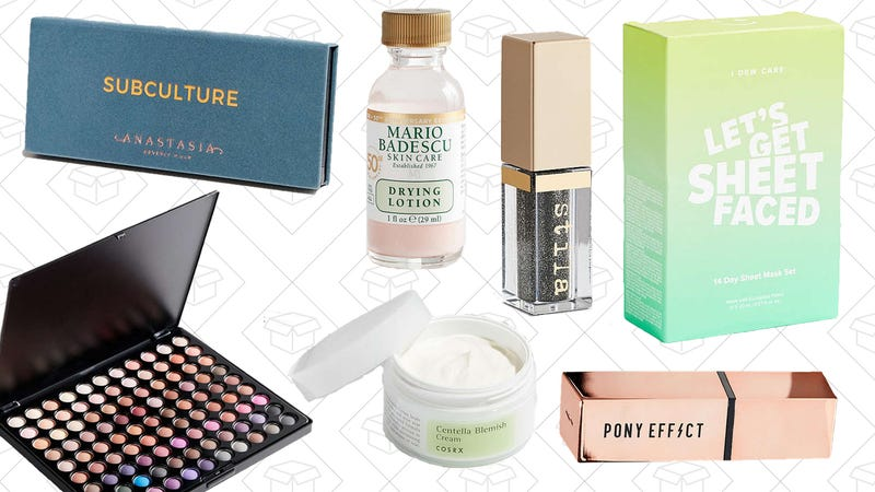 20% off beauty products with code UOBEAUTY