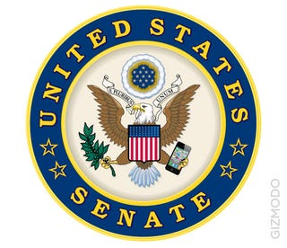 Illustration for article titled US Senator Hammers iPhone 4 Antenna Problem In Letter to Steve Jobs