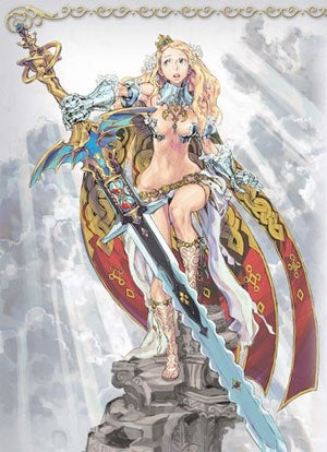 Illustration for article titled Giant Swords and Silly Cleavage? Ah, This is Code of Princess