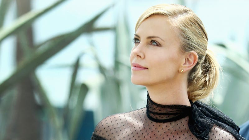 Charlize Theron turned down a role in Wonder Woman