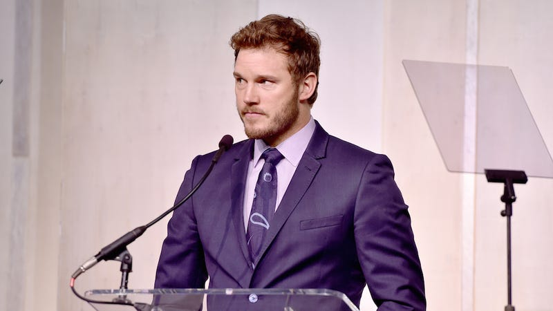 Illustration for article titled ​Chris Pratt Shares Touching Story of His Prematurely Born Son, Jack