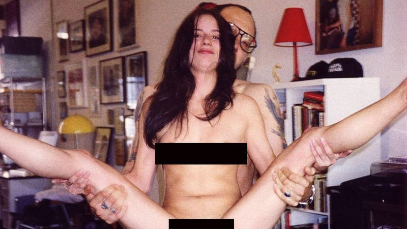 Illustration for article titled Updated: Who Is This Woman Having Sex With Terry Richardson?