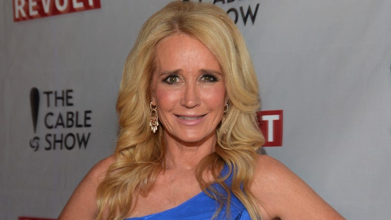 Illustration for article titled Judge Issues Bench Warrant for Kim Richards After She Skips Out On AA Meetings