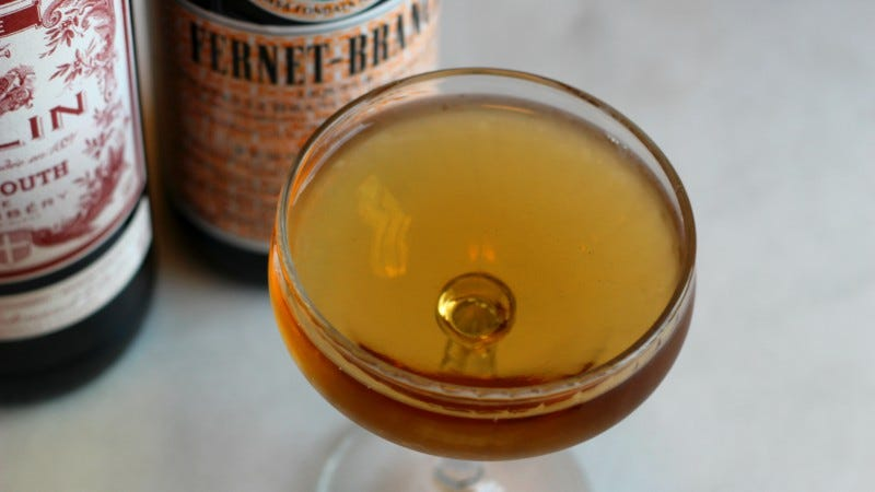 3-Ingredient Happy Hour: The Hanky Panky
