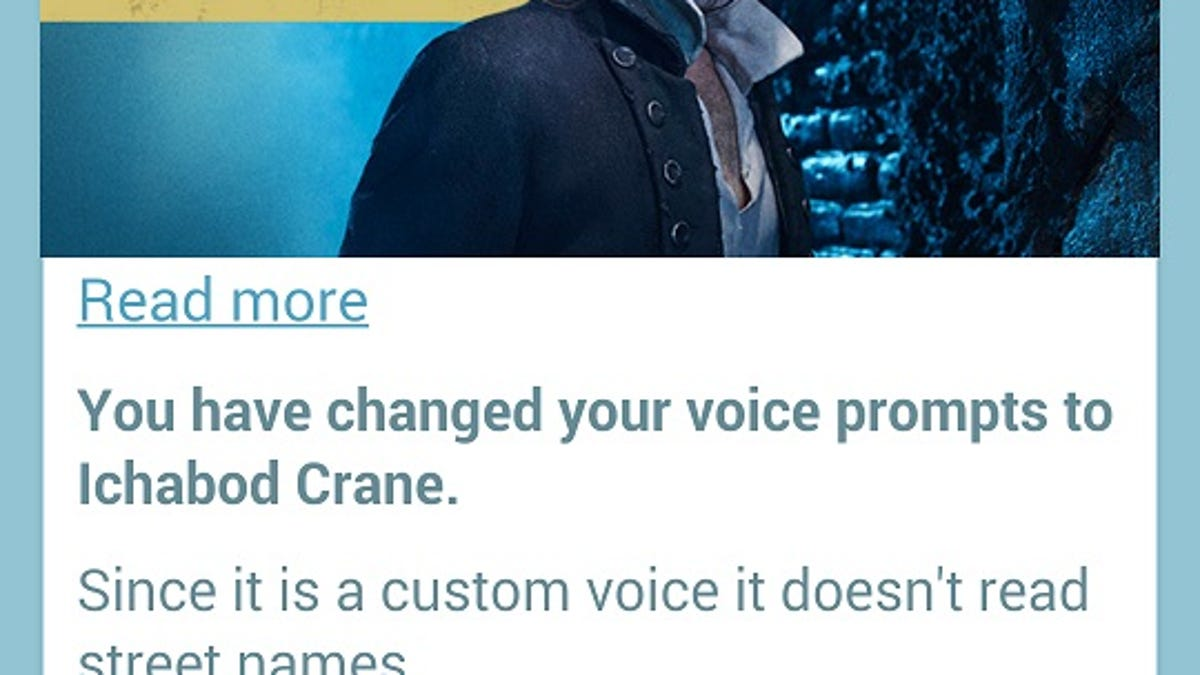 Get driving directions from Ichabod Crane with Waze