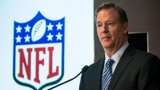 NFL Commissioner Roger Goodell in 2014Andrew Burton/Getty Images