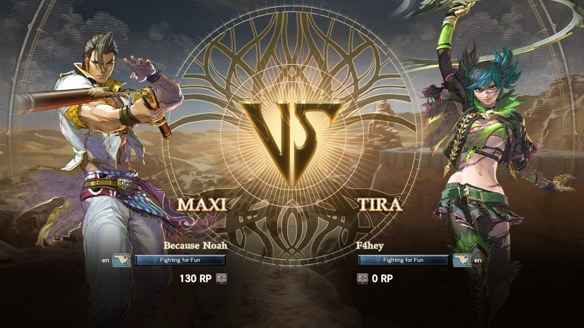 For Some Reason, Soulcalibur VI's Tira Is In The Beta, But