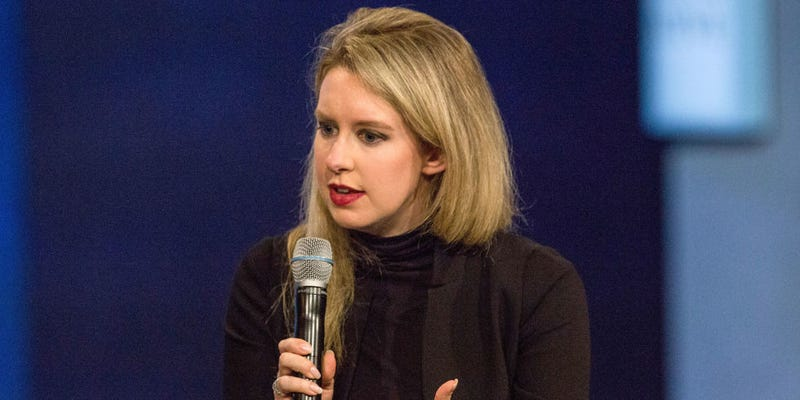 Illustration for article titled Theranos CEO Agrees to Publish Data Proving Reliability of Its Blood Tests