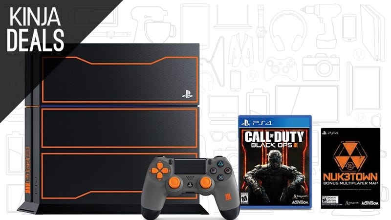 Illustration for article titled Save $30 on This Limited Edition 1TB PS4 Bundle