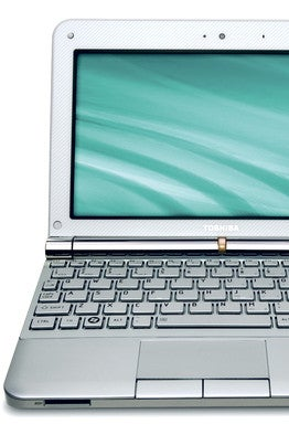 Illustration for article titled Mossberg Likes the Toshiba mini NB205 Netbook