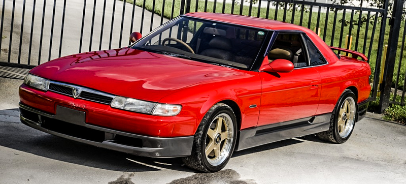 Illustration for article titled This Cheap, Rare JDM Mazda Will Make You Forget All About The Skyline GT-R