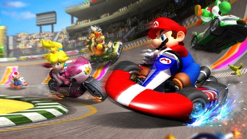 Illustration for article titled Mario Kart Tour para smartphones es realmente bueno (pero está lleno de microtransacciones)