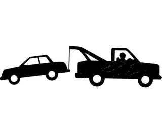 Illustration for article titled How NOT To Get Out Of Paying For a Tow Truck