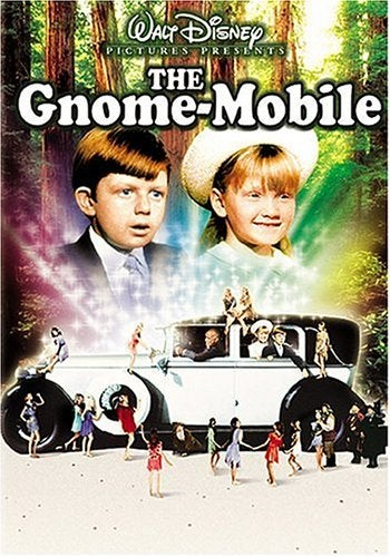 Illustration for article titled Anyone remember The Gnome-Mobile?
