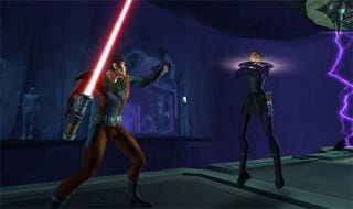 Illustration for article titled Star Wars: The Old Republic Revealed As Ambitious MMO