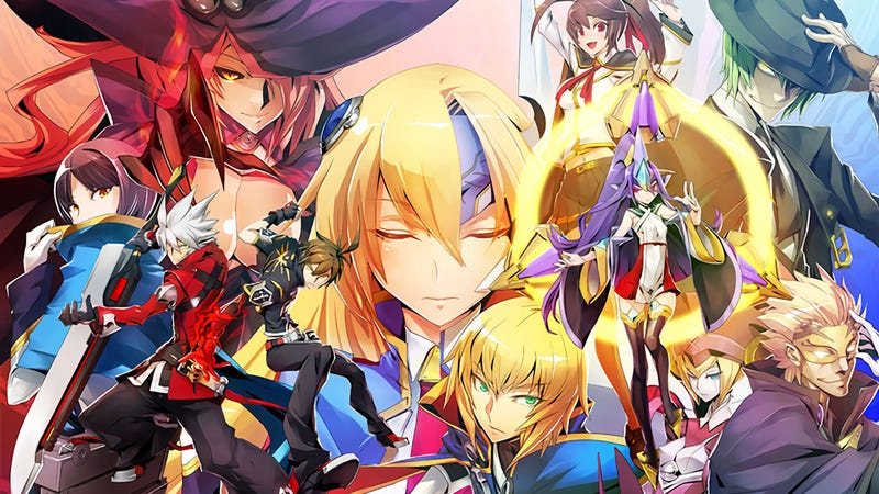 Illustration for article titled Anime Fighting Games Are About To Get A Great Chance To Shine On The Competitive Scene