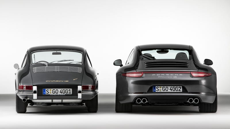 Illustration for article titled The Porsche 911 Is 50 Years Of Pure Evolution