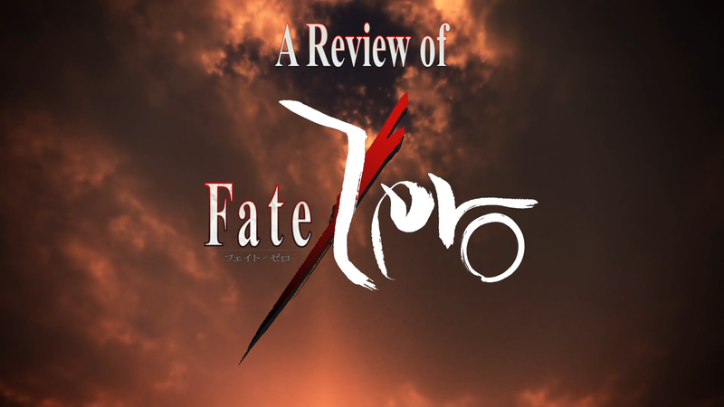 Illustration for article titled Grex's Fate/Zero Review