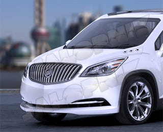 Illustration for article titled Buick Planning Orlando-Based MPV For Shanghai