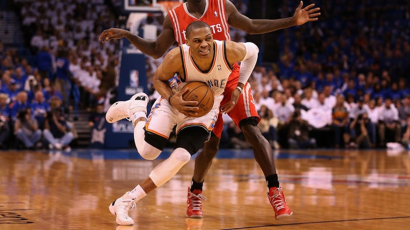 Illustration for article titled Russell Westbrook Will Undergo Surgery For A Torn Meniscus