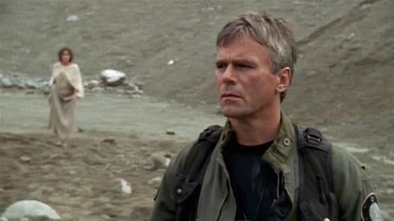 Illustration for article titled Stargate: SG-1 Rewatch - Season 3, Episode 17A Hundred Days& Episode 18Shades of Grey