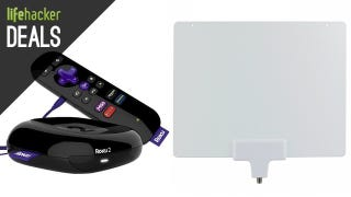 Illustration for article titled Cord-Cutting Starter Pack, Free Things, and More Deals
