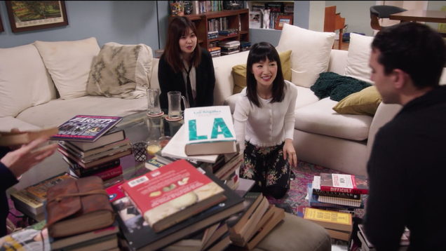 Is Marie Kondo Wrong About Books?