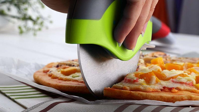 Kitchy Pizza Cutter Wheel | $12 | Amazon