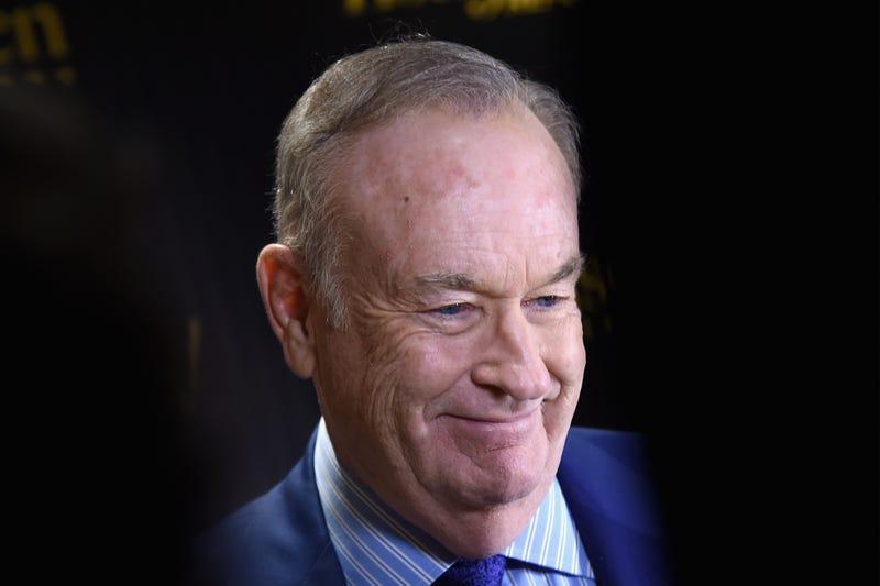 Television host Bill O'ReillyIlya S. Savenok/Getty Images
