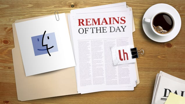 Remains of the Day: macOS to Get Night Shift