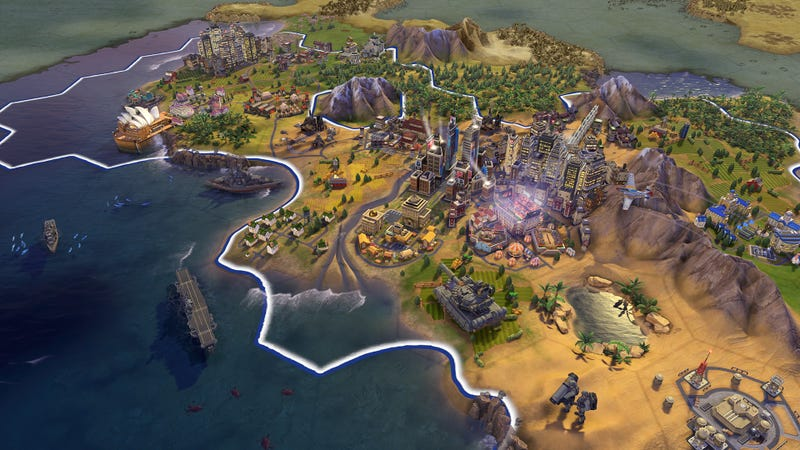 Illustration for article titled Civilization VI Offers Free Stuff Because Of Currency Rip-Offs