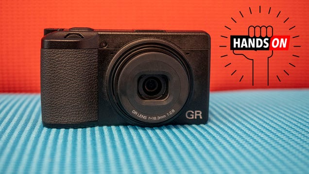Ricoh Finally Updated Its Cult Favorite Compact Camera, and It s a Beauty