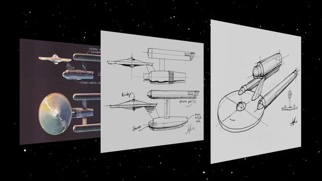 Star Trek Creator Gene Roddenberry s Archives Are Being Digitized (for NFTs and More)