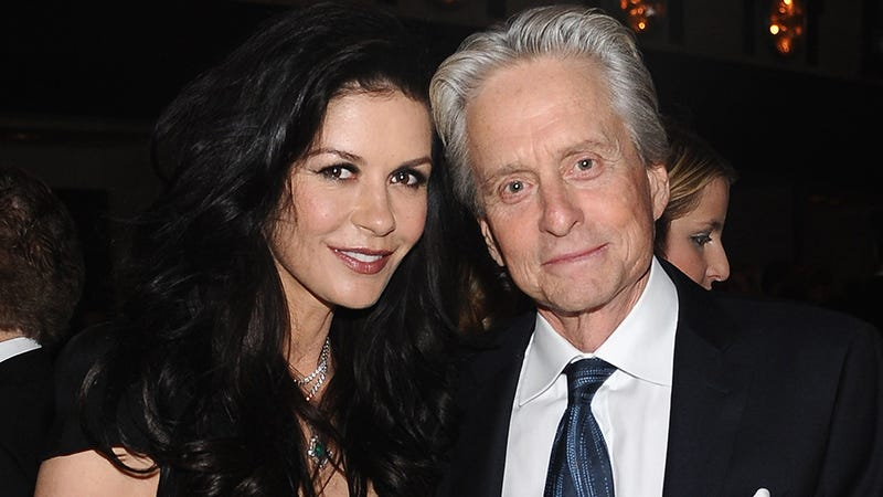 Illustration for article titled Michael Douglas and Catherine Zeta-Jones Split After Years of Crap