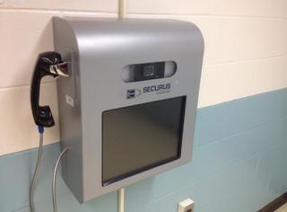 A video-visitation kiosk (cooscountynh.us/)