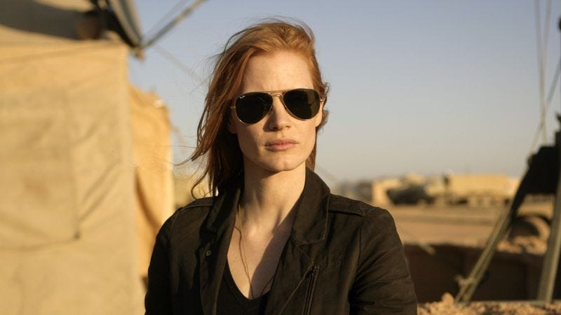 Illustration for article titled Jessica Chastain and Kristen Wiig may be in Ridley Scott's The Martian