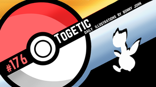 Illustration for article titled Totemic Togetic! Pokemon One a Day, Series 2!